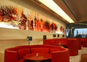 עיצוב חלל מסחרי לבתי מלון-קניונים