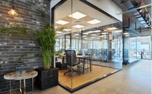 עיצוב משרדים יוקרתיים
