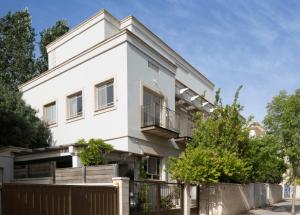 עיצוב פנים כפרי בתל אביב - שחר פרנס אדריכלים